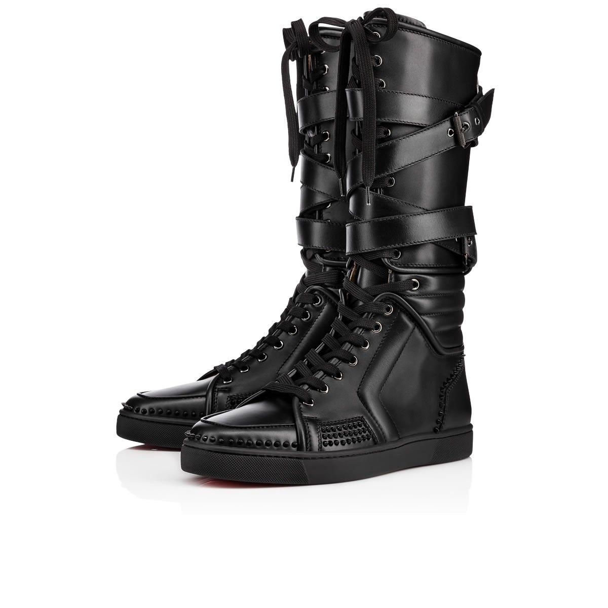 CHRISTIAN LOUBOUTIN Sporty Dude Calf - Shoes - Men. #christianlouboutin # shoes #