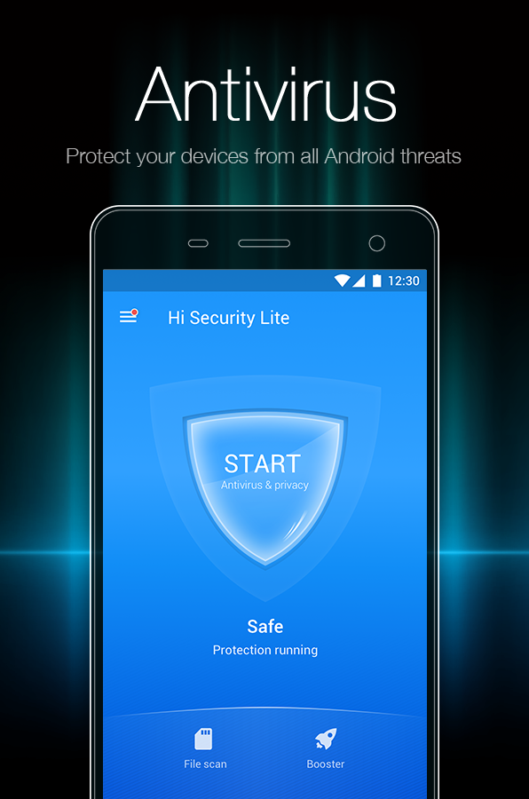 Hi Security Lite Antivirus, Booster & AppLock Google