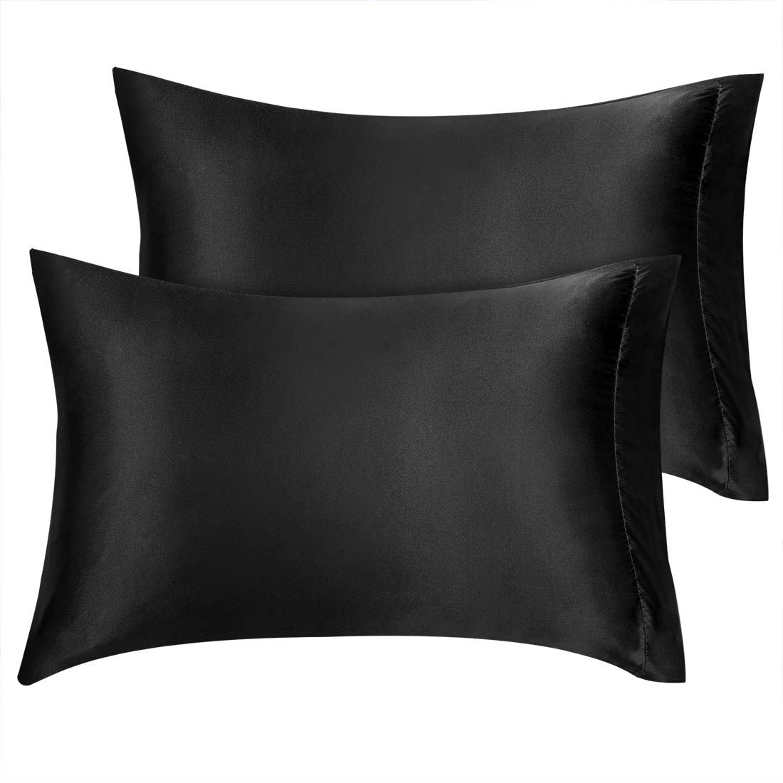 pack satin pillowcases pillow covers