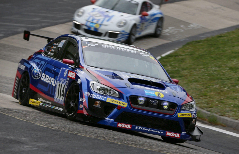 Subaru Wrx Sti Claims 3rd Class Win At Nurburgring 24 Hours Motrface Wrx Subaru Subaru Wrx