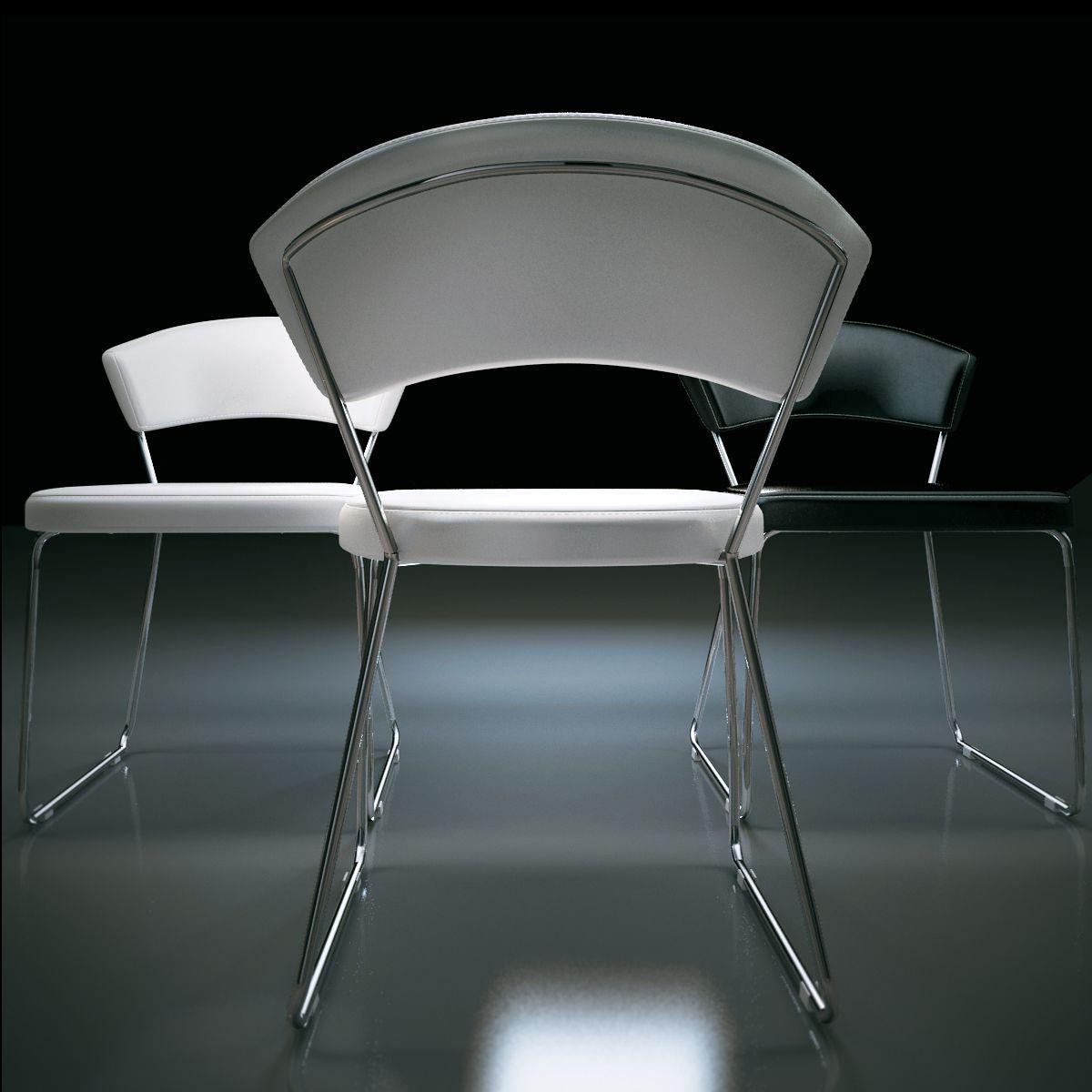 Diamond Dimple Closed Rocking Chair In 9 Kleuren - Delancy dining chair