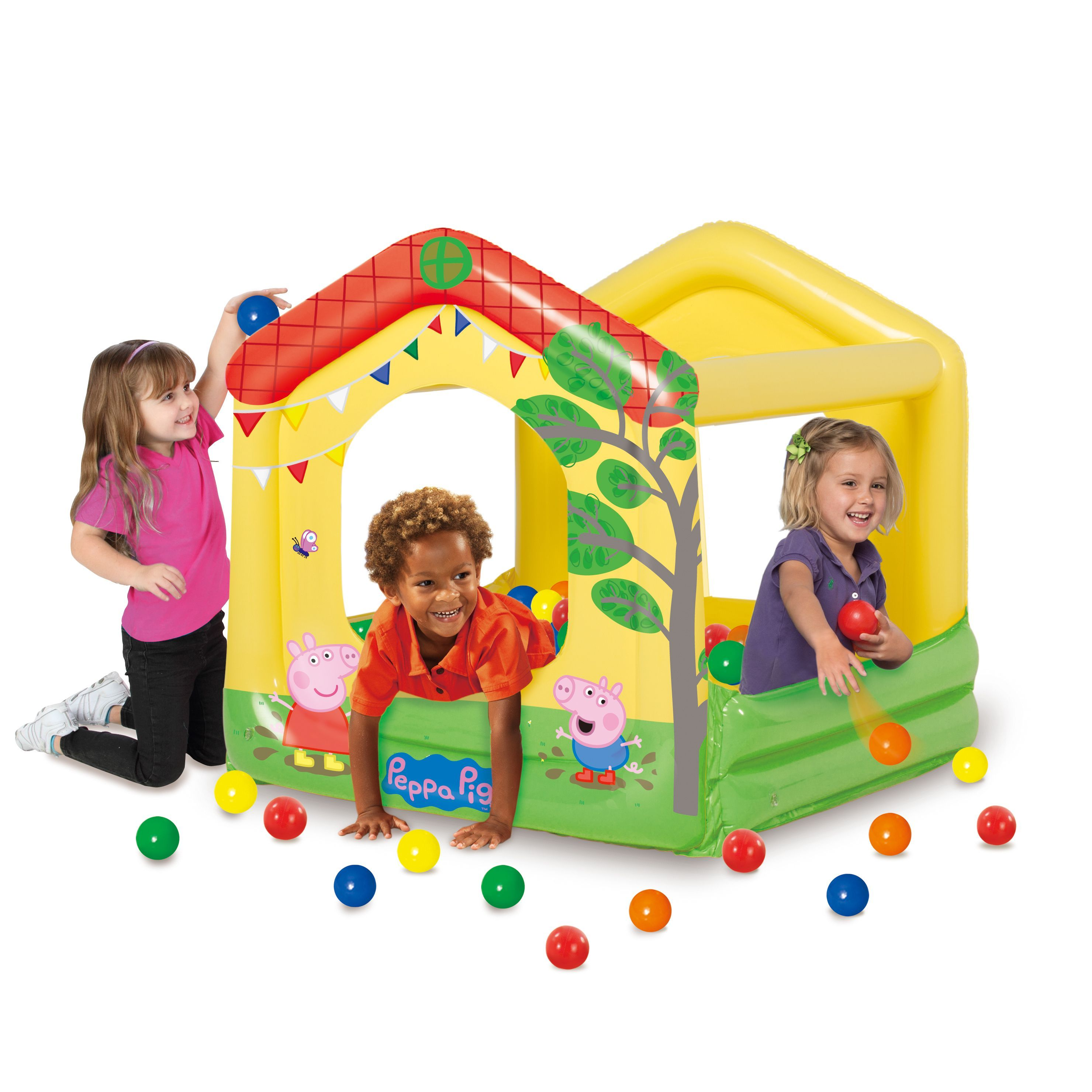 Peppa Pig Tree House Play Center Ball Pit Peppa Pig