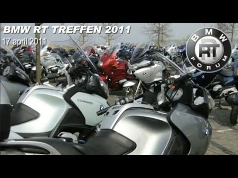 BMW RT-Forum - 2011 - RT Treffen - YouTube Did not see one girl rider - only men and two up Cj