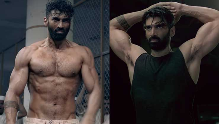 Aditya Roy Kapur S Extreme Physical Transformation For Malang Happened In Just 2 Months Bollywood Bubble In 2020 Actor Training Roy Kapoor How To Look Handsome