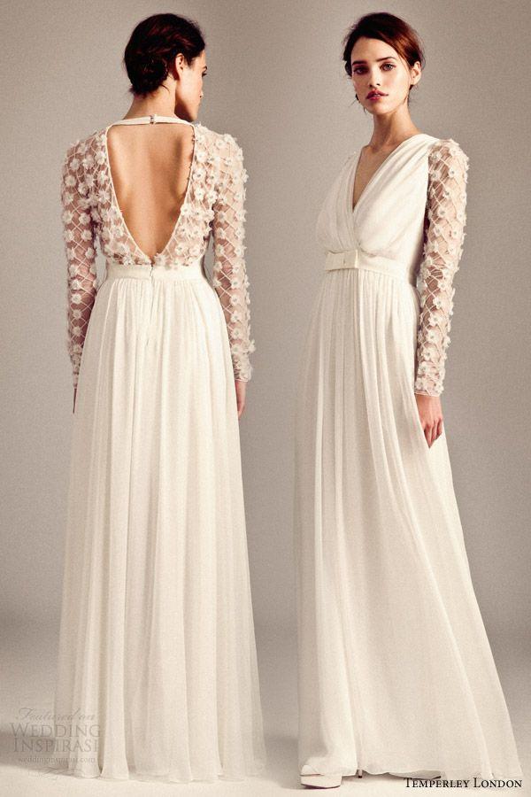 Temperley London 2014/2015 Wedding Dresses — Iris Bridal Collection ...