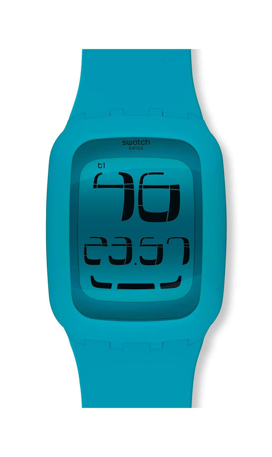 a5cfa4c8641 SWATCH TOUCH BLUE (SURS100)