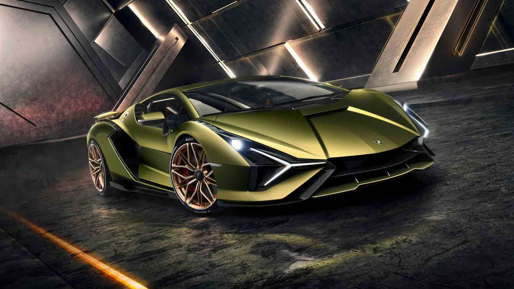 Lamborghini S First Hybrid Production Supercar Will Be Its Fastest Car Of All Time Super Sport Cars Hybrid Car Super Cars