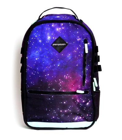 Cool Purple Galaxy Backpacks for Fashion Girls | ☆ Galaxy ...