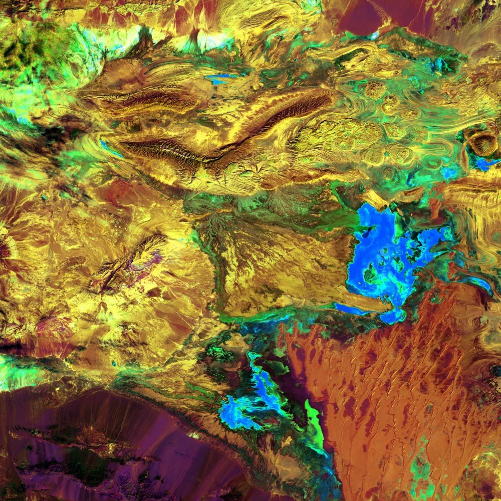 Earth as Art: Stunning New Images From Space   Wired Science   Wired.com