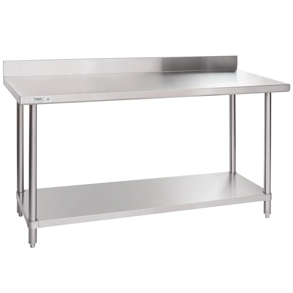 Stainless Steel Bench Top With Stone Or Timber With Hotplates Stainless Steel Bench Stainless Steel Kitchen Stainless Kitchen