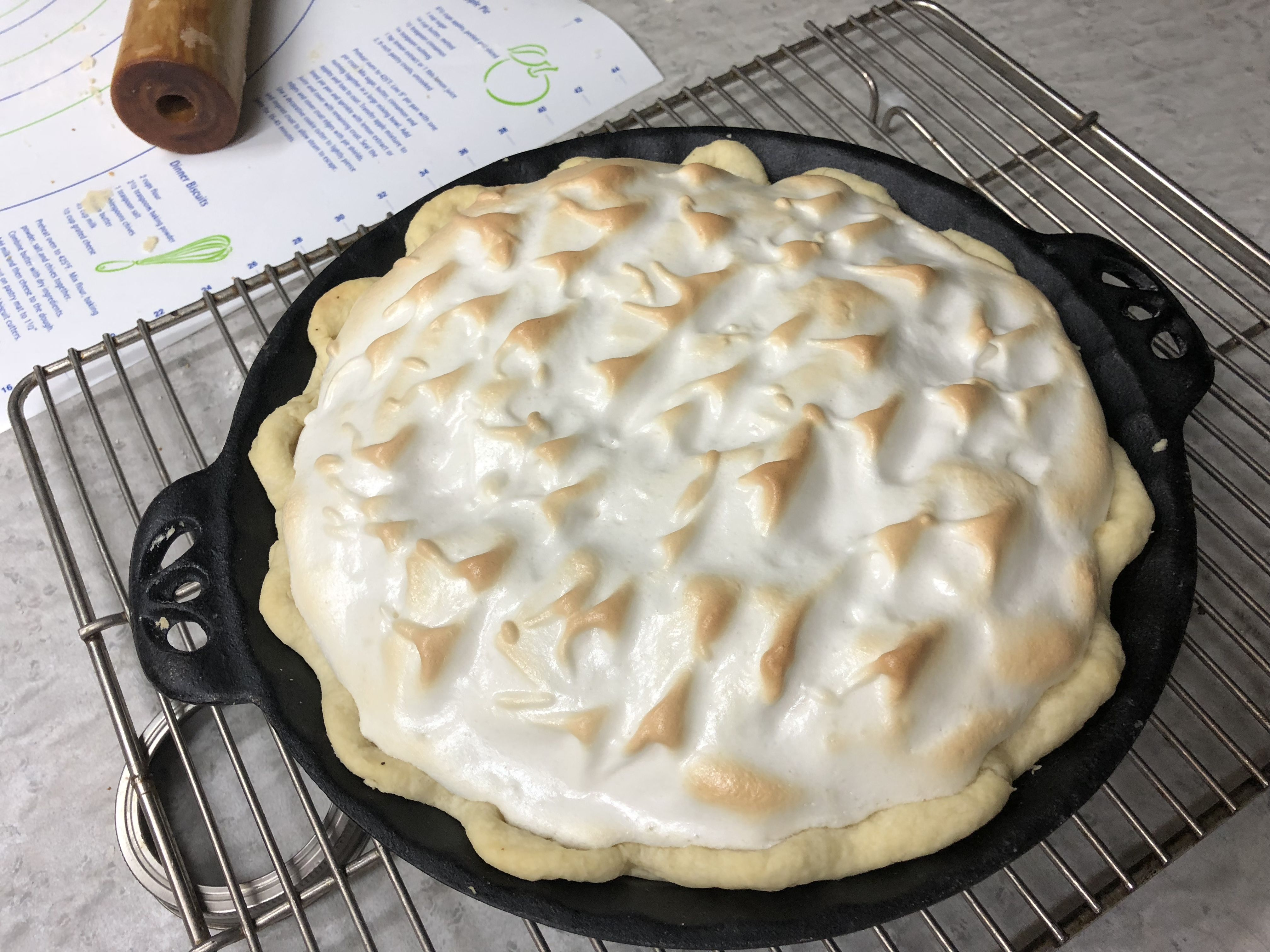 Kittencal's No More Watery Meringue Recipe (With images