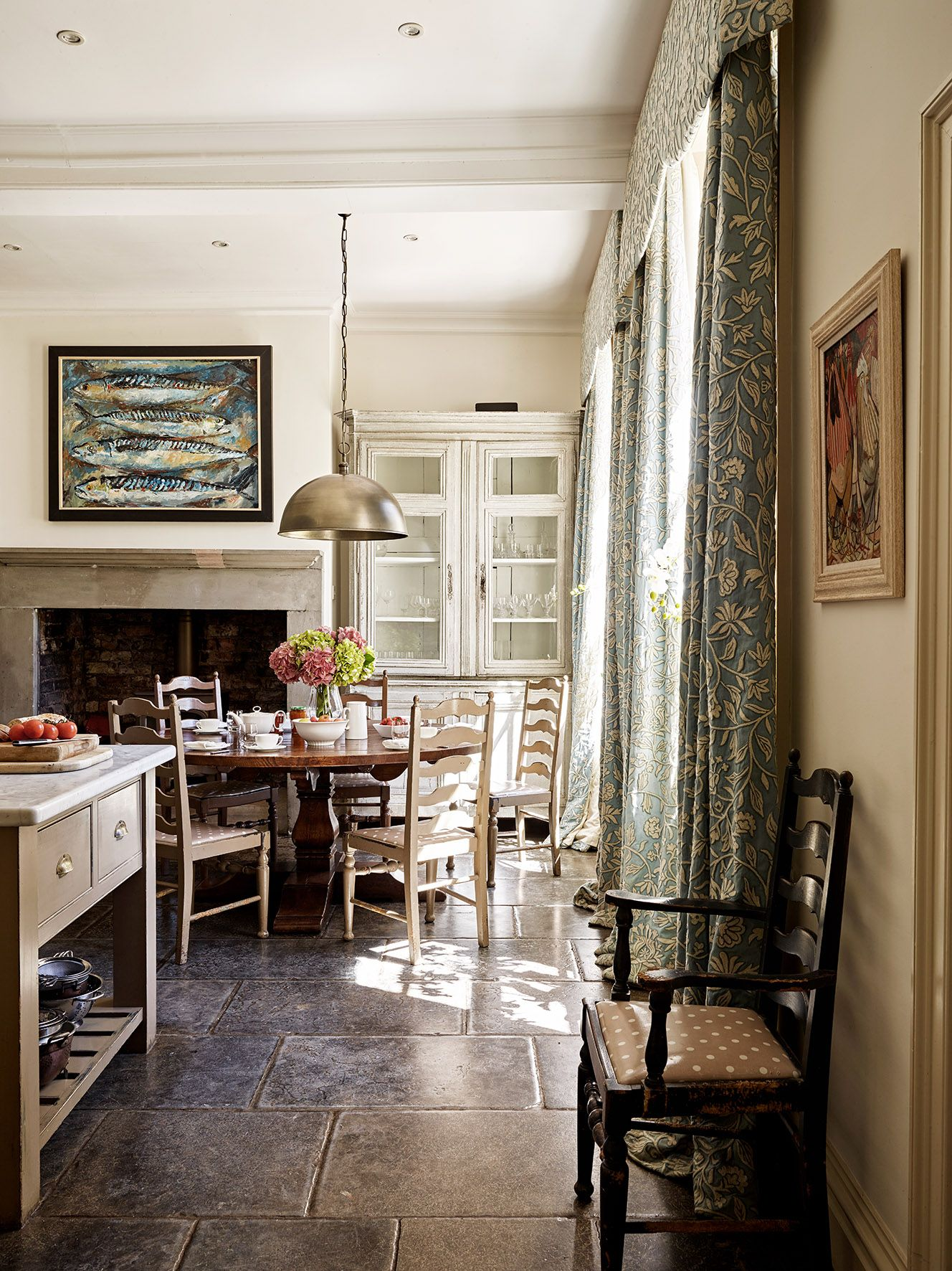 Kitchen Dining Interior Design: Tor Interiors Completes The