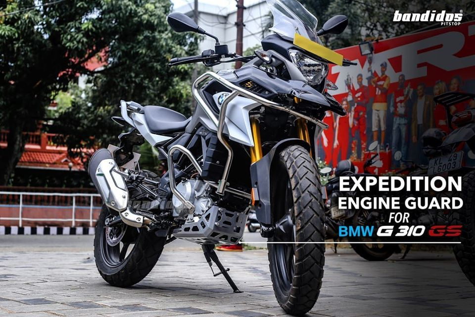Give The Best Protection For Your Bmw G310 Gs Engine With Jb