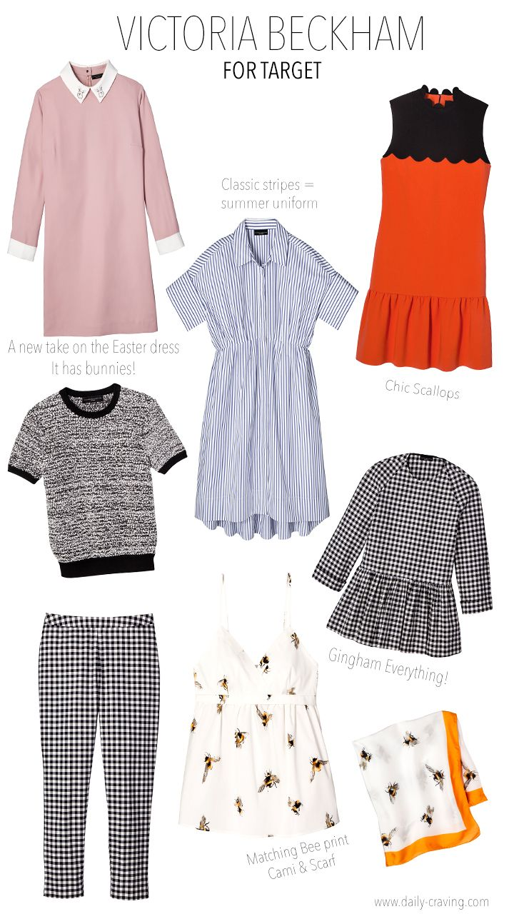 4592dda9f Victoria Beckham x Target Is Coming and These Are My Picks