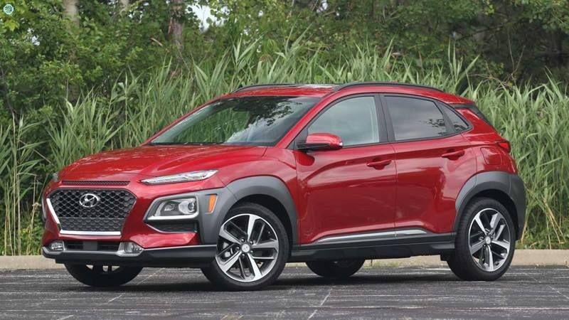 2018 Hyundai Kona review, 2020
