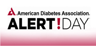 The fourth Tuesday of every March is American Diabetes Alert Day!
