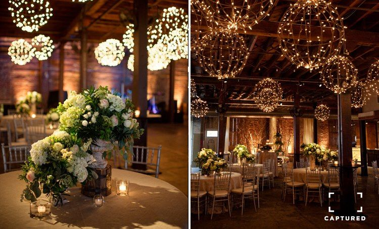 Dream Weddings at The South Warehouse in Jackson ...