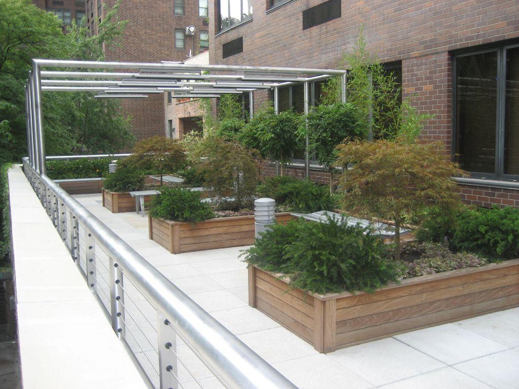 All Green Modern House Patios Gardens Seating Pinterest Garden
