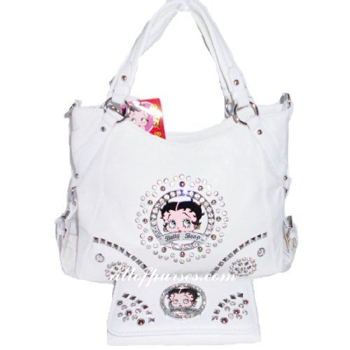 Betty Boop Purses And Handbags Every Women In This World Desires To Ear Pretty Trendy Tasteful