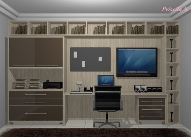 Ambientes - Home Office