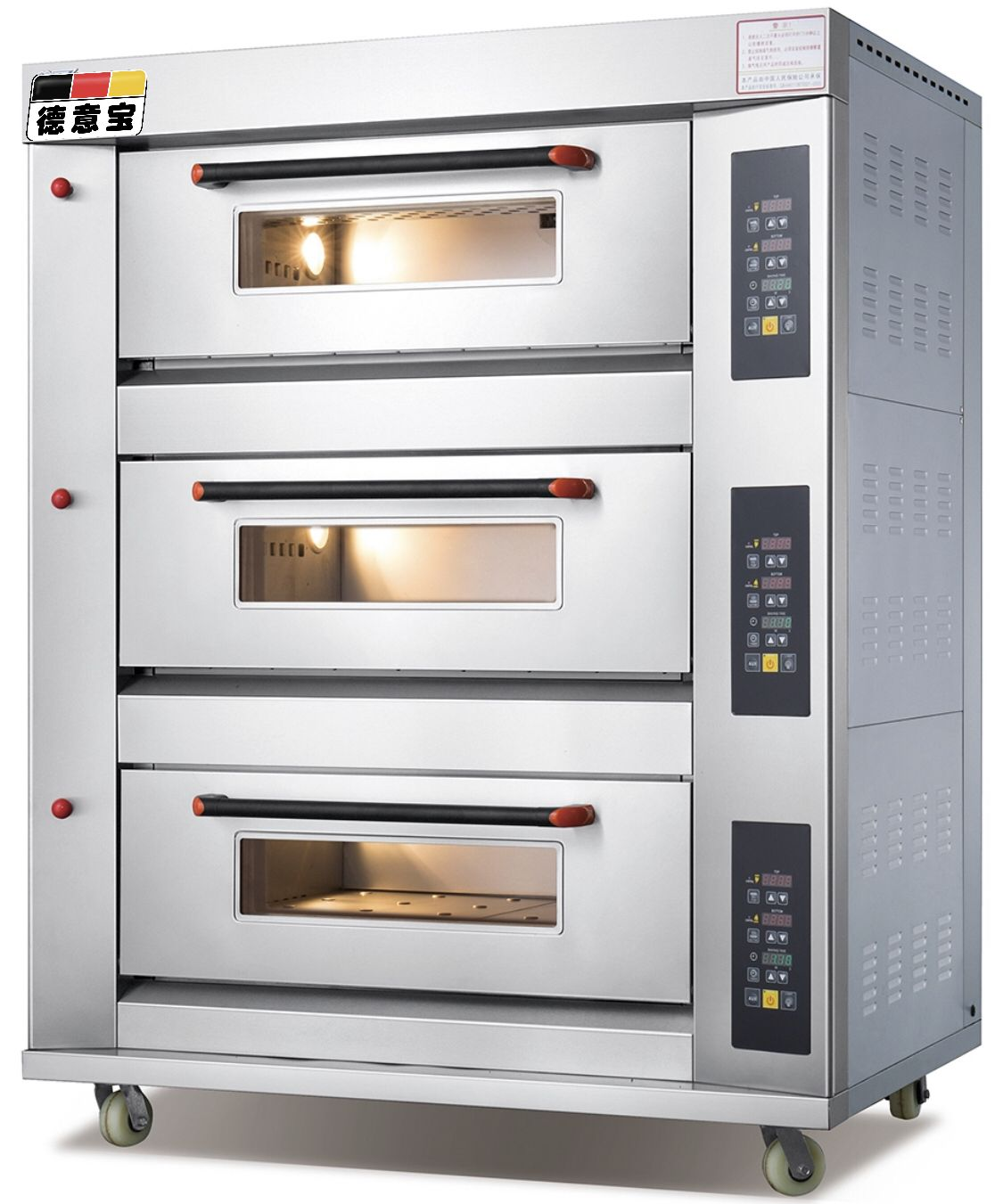 Gas Deck Oven Gas Oven Oven Electric Oven