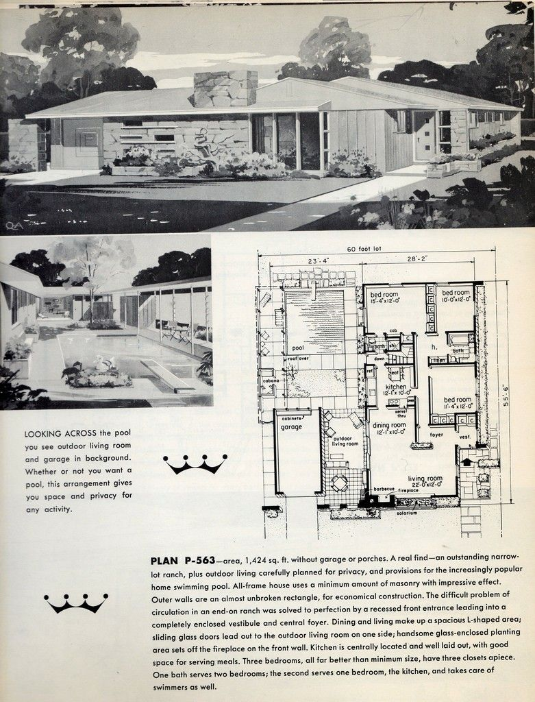 Pin by Ody Rivas on 40s 50s 60s & 70s HOME BUYING #2 | Pinterest ...