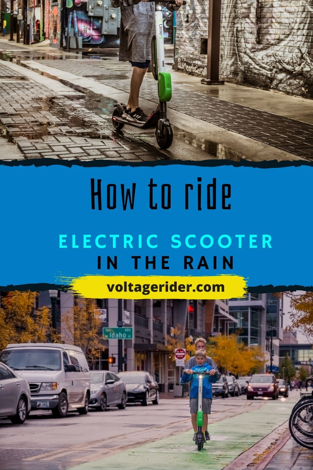Want to ride your electric scooter in the rain? Or you've been caught in the middle of the rain? Whatever the case might be, I'll show you how to ride electric scooter in the rain without ruining your escooter. Take a look here!  #electricscooter #escooter #escooters #electricscooters #electricscooterrain #escooterrain #escootertips #voltagerider #escootersharing #escooteradvice #urbanmobility