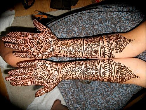 Dulhan Mehndi Designs For Full Hands 2014 : This is the image gallery of dulhan bridal mehndi designs for