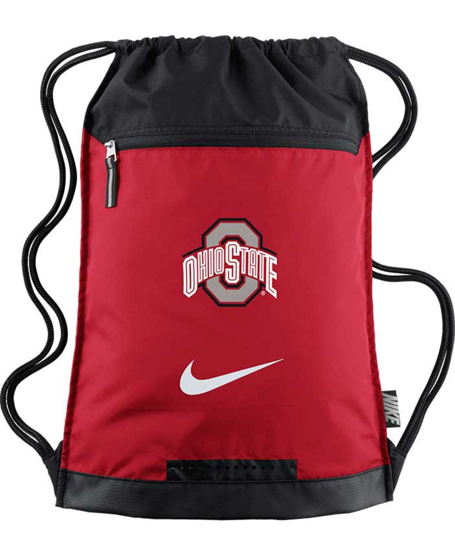 8b76dc352d Nike Ohio State Buckeyes Training Gym Bag
