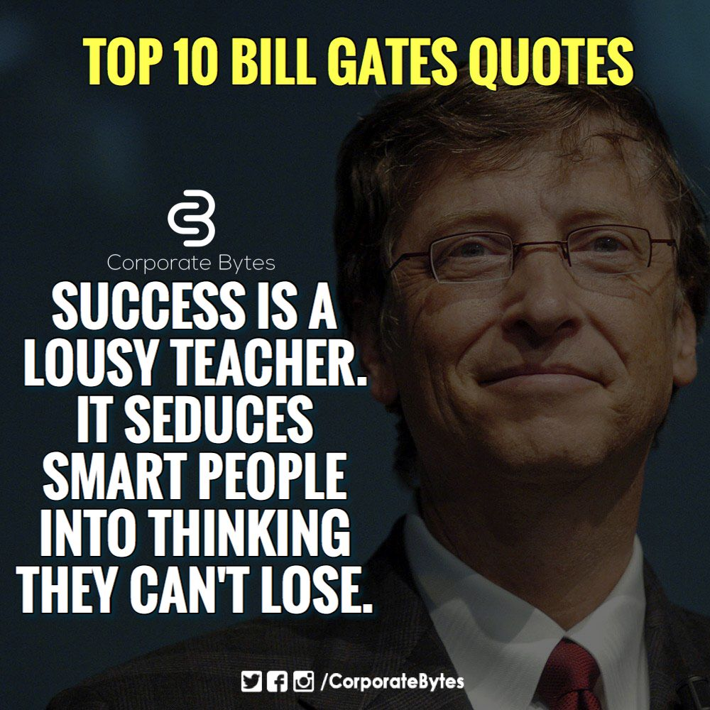 Bill Gates On Education Quotes: Best MOTIVATION Quotes By BILL GATES...⚖️ #money #goal