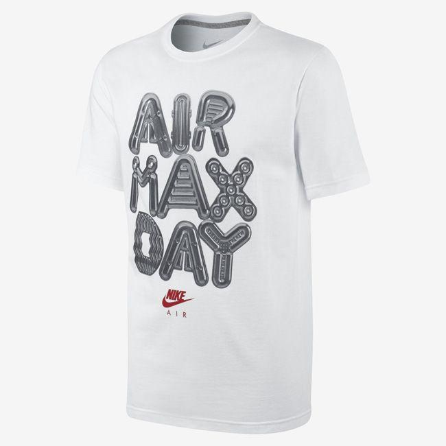 Nike Air Max Shirt Jour T