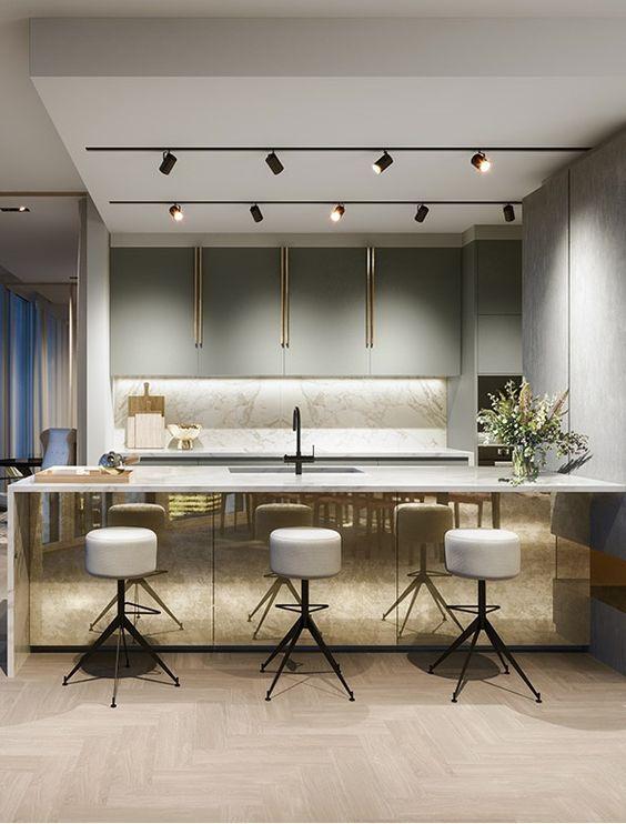 Best 20+ Kitchen Lighting Design Ideas | Pinterest | Kitchen ...