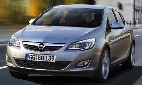 Opel Astra Photos News Reviews Specs Car Listings