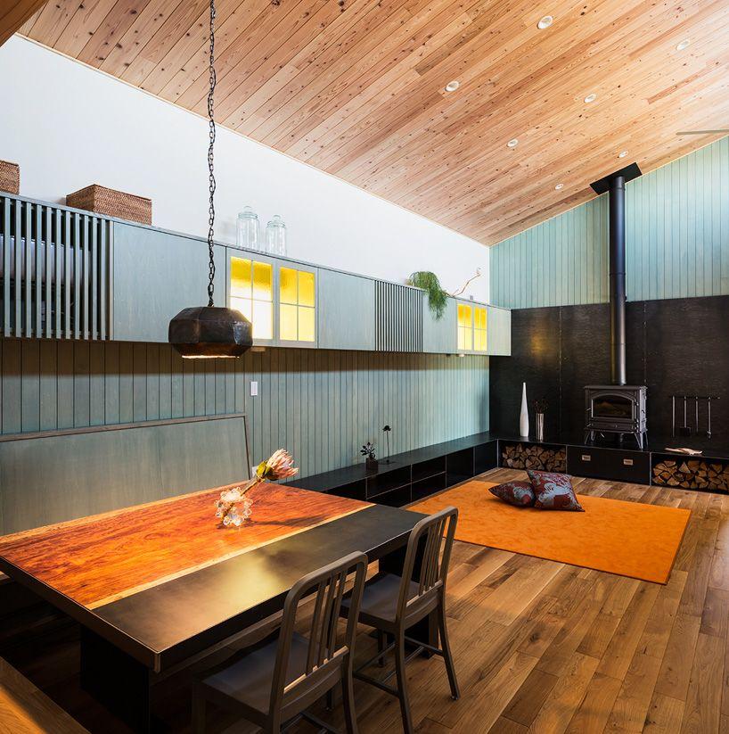 minako wakasa\'s farmhouse references shaker architecture | Shiga ...