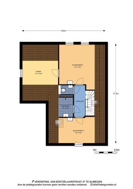 Plattegrond 2e etage, Slaapkamer 4 is mine! | Nieuwe kamer, ideeën ...