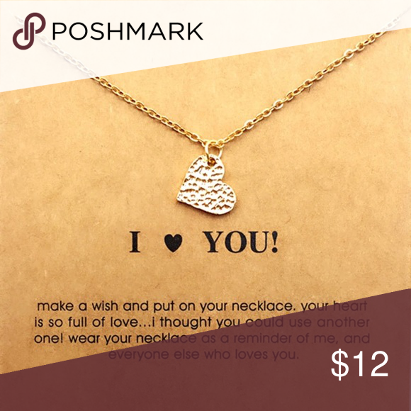 Hammered heart pendant necklace boutique heart pendant hammered heart pendant necklace boutique aloadofball Choice Image