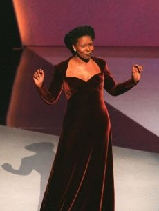 Whoopi Goldberg Hosting The 1994 Oscars