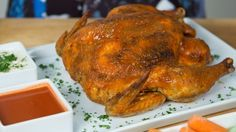 Say It With Us WHOLE Buffalo Chicken Do you need to spice up your goto roast chicken recip Say It With Us WHOLE Buffalo Chicken Do you need to spice up your goto roast ch...