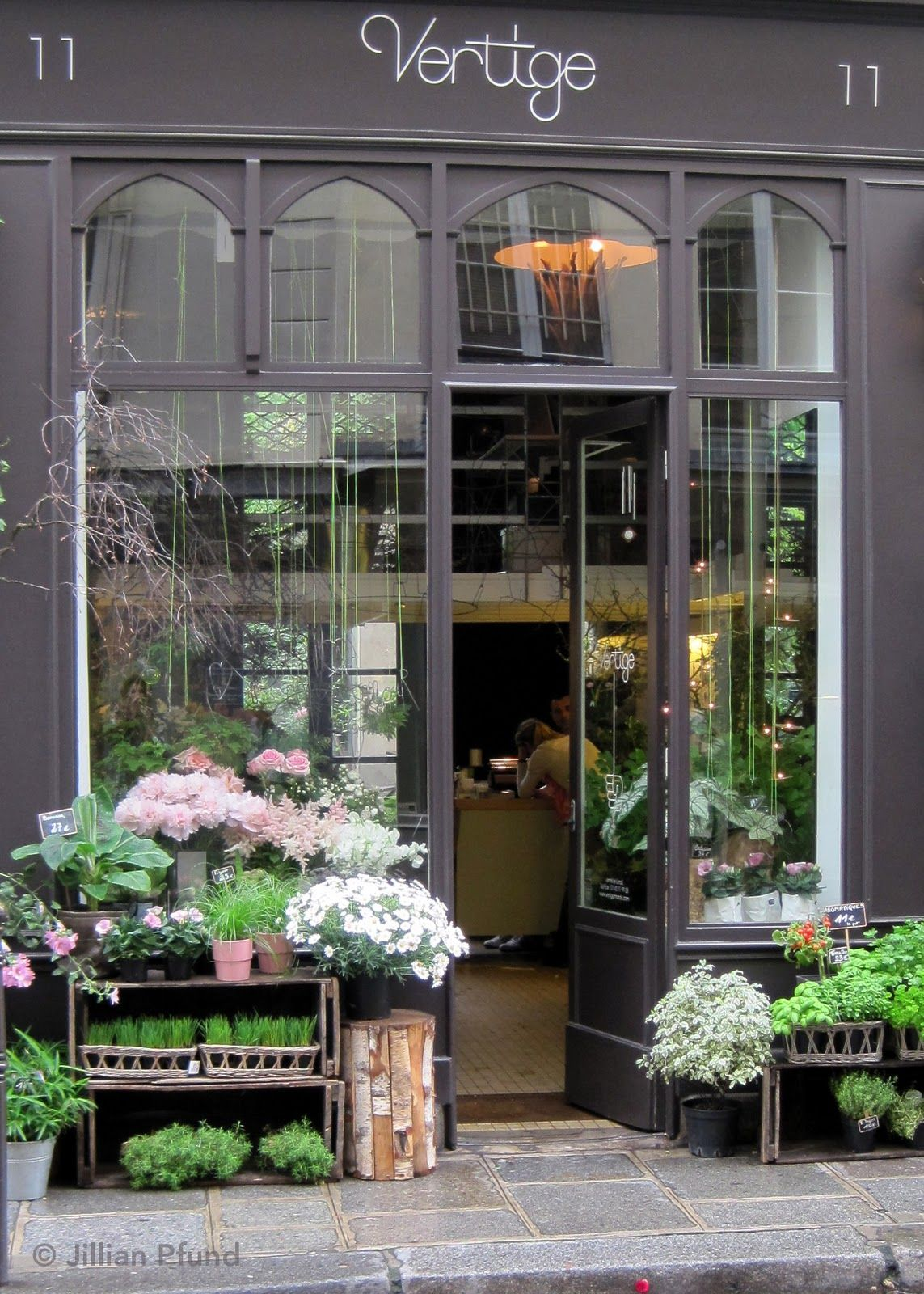Image Detail For All Flower Shops Look As Beautiful As This Ah