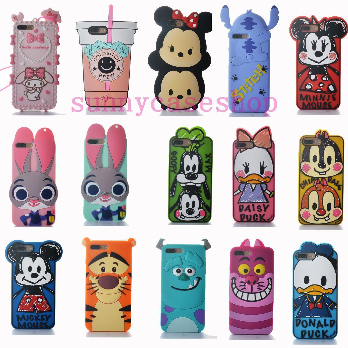 Cartoon Cute Disney Mobile Phone Case