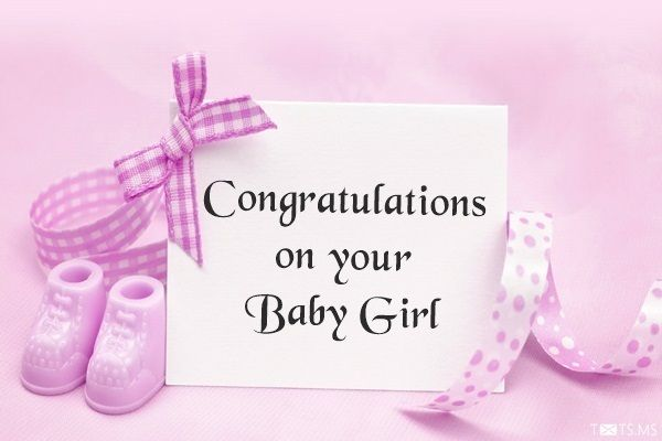 congratulations for newborn baby