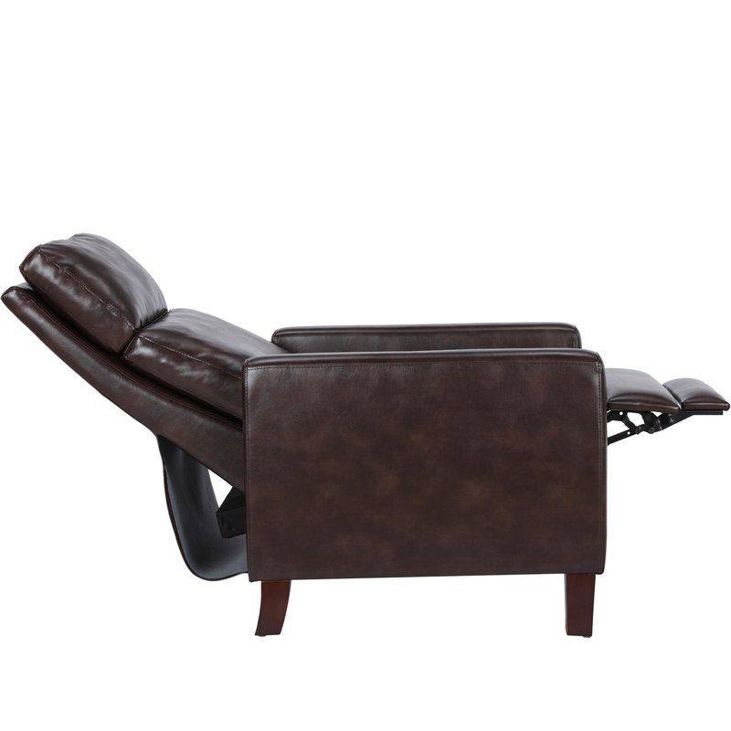 Azurine Pushback Manual Recliner Dorel Living Recliner Lounge Chair