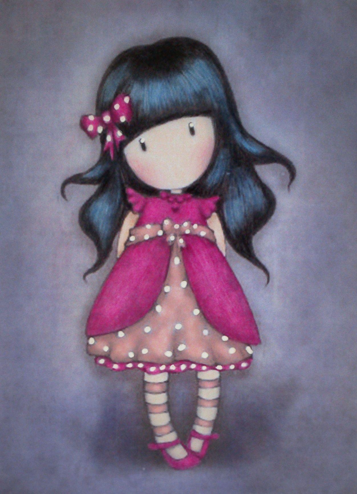 Beautiful Little Girl Hd Wallpaper Gorjuss Gorjuss In 2019 Mu 241 Ecas Mu 241 Eca Dibujo