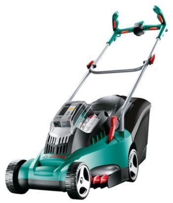 Bosch Rotak 370 Lithium Ion Ultra Rotary Lawnmower 3165140736015 Lawn Mower