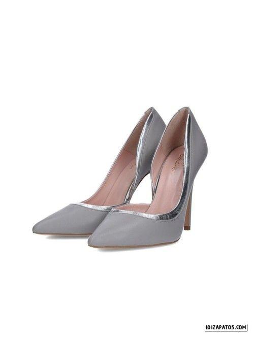 brand new e20d3 85491 Zapatos Plateados para Mujer Tendencias 2018