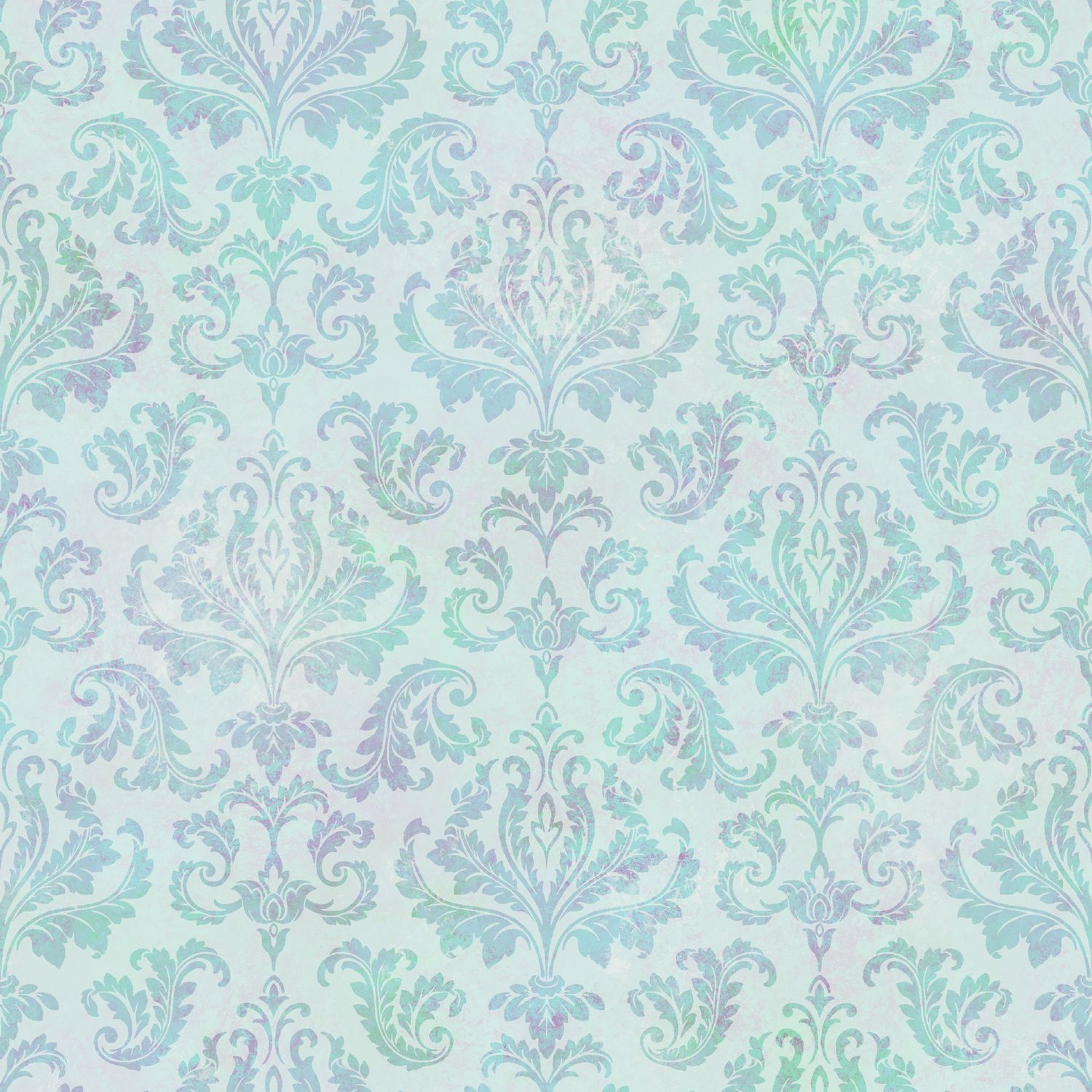 Frozen inspired bedroom - Another Wallpaper For Frozen Inspired Bedroom Totally For Kids Tie Dye Damask Tot47141 By Brewster