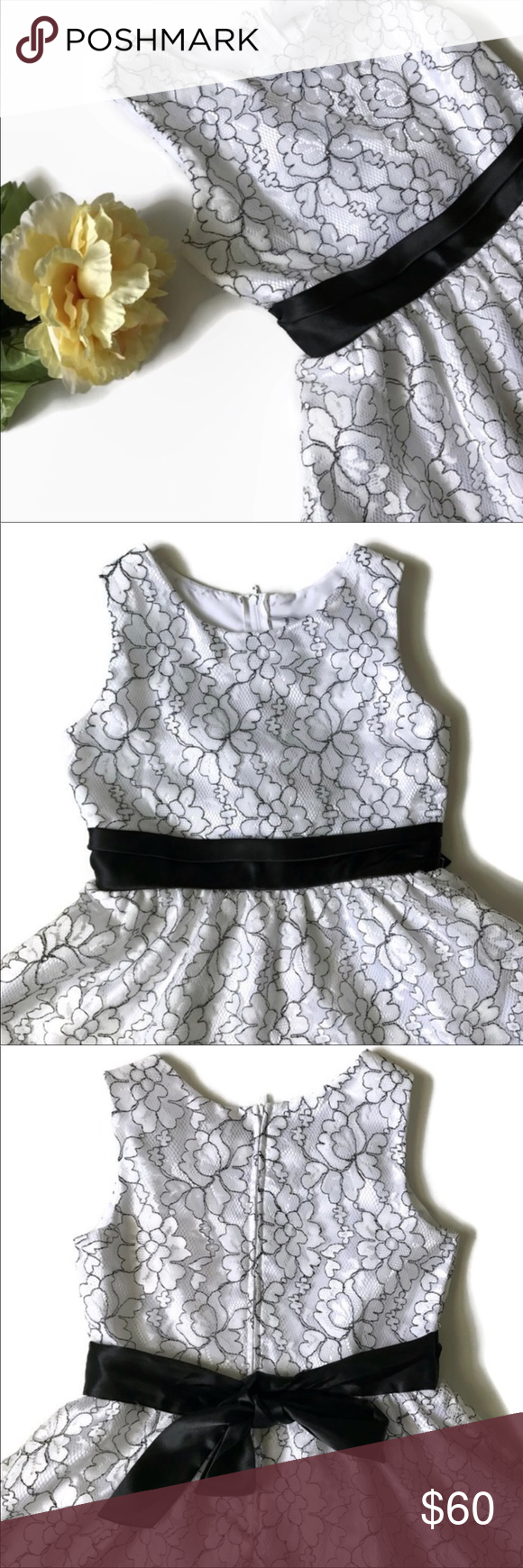 d33d0943e0e2 Girl s Classic In Lace Dress in 2018