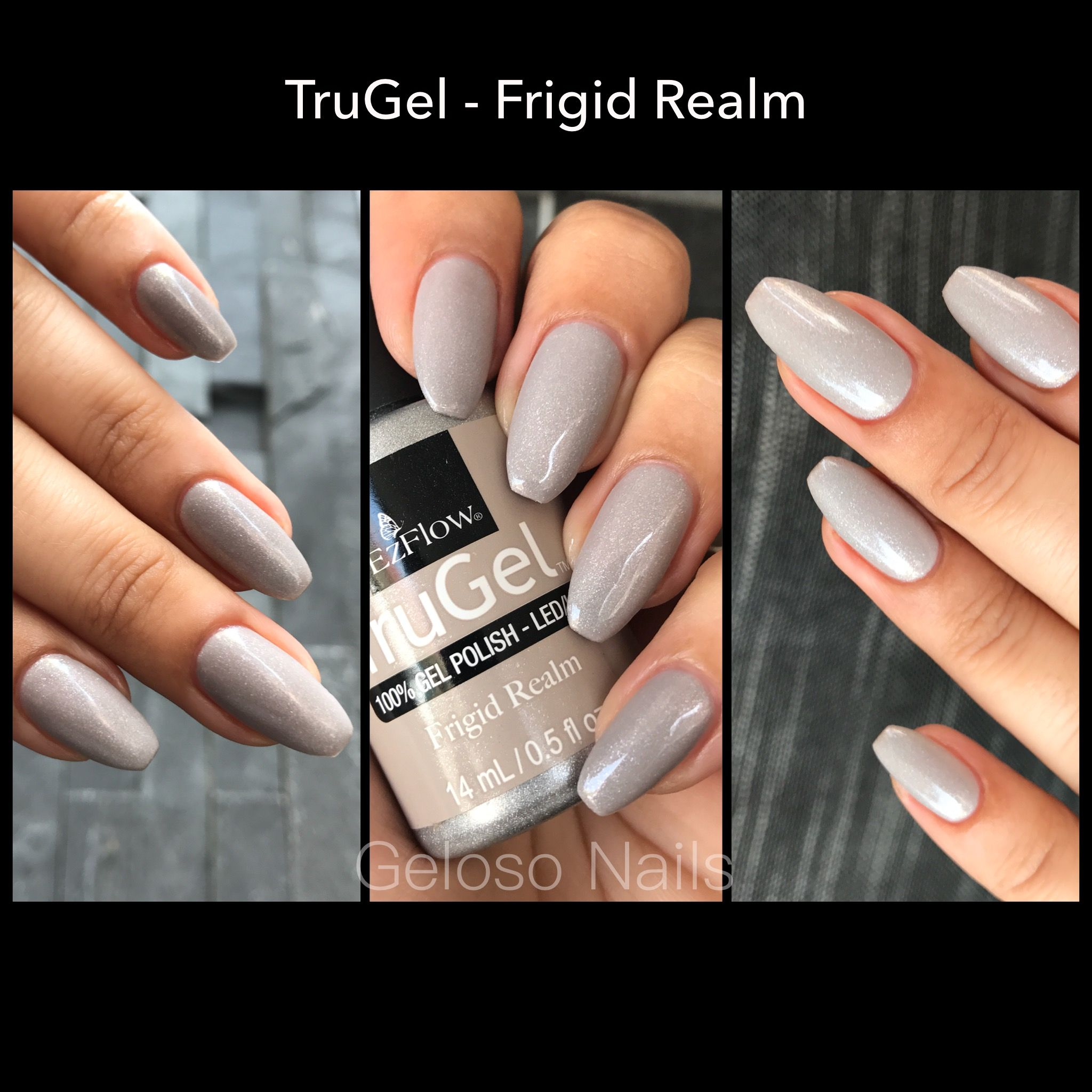 Ezflow TruGel Frigid Realm from the ice empress collection ...
