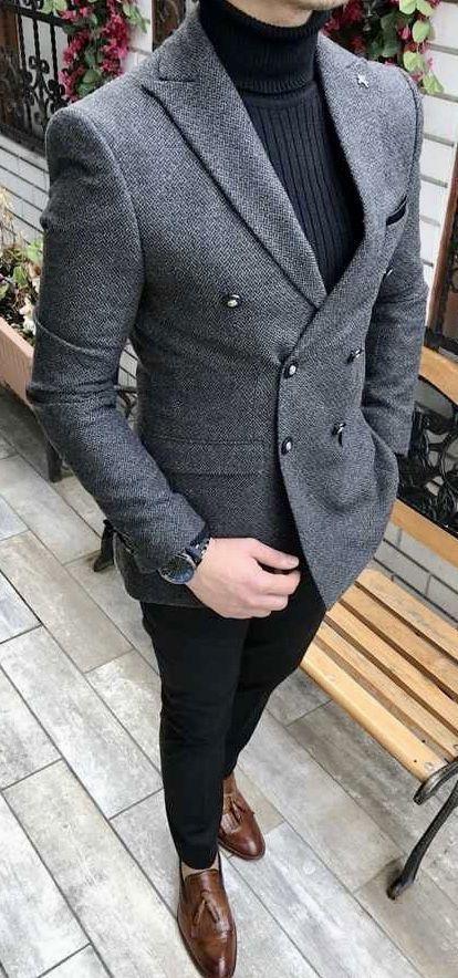 Pin di Matteo Conti su Moda uomo classico nel 2020 | Stili