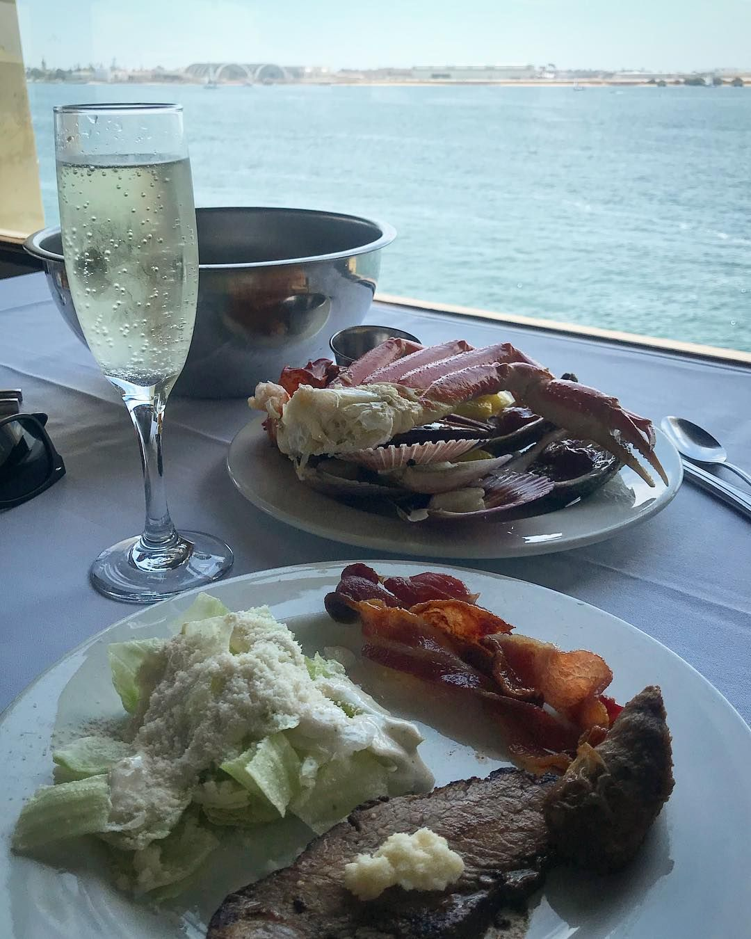 brunch with a view tom hams lighthouse champagne brunch buffet rh pinterest com
